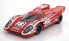 1 12 Norev Porsche 917k Winner 24h le Mans Attwood/herrmann 1970
