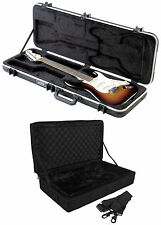 SKB 1SKB-66 Electric Hard-Shell Guitar Case + Foot Pedal + Controller Soft Case