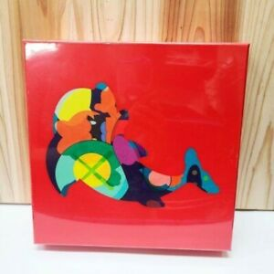 KAWS TOKYO FIRST Puzzle 1000 Pieces PIRANHAS WHEN YOU'RE SLEEPING JAPAN Limited