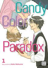 Candy Color Paradox Volumes 1-2 manga English paperback new graphic novel