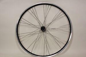 700c Rear Wheel Mach1 EXE rim 36H, Shimano TX-800 9/10spd Hub 9mm QR R31