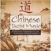 Taoist Music Orchestra-Chinese Taoist Music  CD NEW