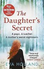 """AS NEW"" The Daughter's Secret, Holland, Eva, Book"