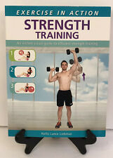 New Exercise in Action: Strength Training with Visual Guide, Fitness Lean Muscle