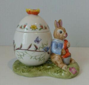 Villeroy Boch Ostern Hase Bunny Tales Ei Dose Eg Cup Frühling 14-8662-1953