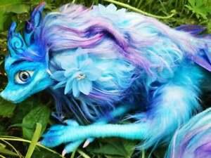 Handmade toy Spirit Dragon Sisu