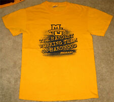 Marquette Golden Eagles Gold T-Shirt- Size Adult Small