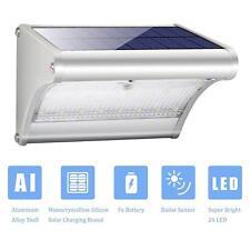 WORHAN Solar LED 30 Lumen Beleuchtung Garten Terrasse Zaun Decken Solarleuchte