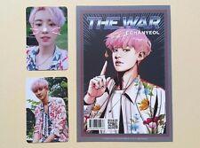 EXO 4th Album The War Official Photocard Photocard - Chanyeol Set ( 3 pcs)