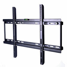 LCD LED Plasma Flat TV Wall Mount Bracket 32 40 42 46 50 52 55 60 67 70 Inch