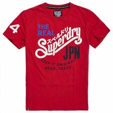 T-shirt Superdry Keep It Modern Classics Indiana