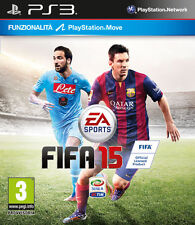 FIFA 15 (calcio 2015) Ps3 PlayStation 3 It IMPORT Electronic Arts