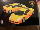 Happy Well 1:32 Lamborghini Murcielago 3D Jigsaw Puzzle.  57060. 64 Pts. New Box