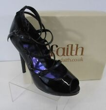 Faith Stiletto Patent Leather Heels for Women