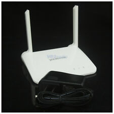 300M Wireless Router OpenWrt USB WiFi Adapter Repeater Sound Card AirPlay Print