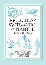 Molecular Systematics of Plants II : DNA Sequencing by Jeff J. Doyle, Pamela...