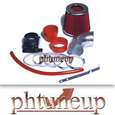 RED fit 2002-2007 MITSUBISHI LANCER 2.0 2.0L ENGINE ES DS LS SE AIR INTAKE KIT