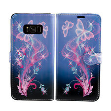NEW PHONE FONE CASE COVER FOR SAMSUNG GALAXY S6 & S7 EDGE + S8 & S8 PLUS MODELS