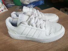 Adidas Vs Pace hoops Men's Trainers Size Uk 7 eu 40 white originals
