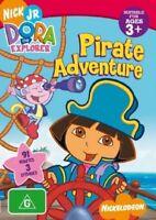 "Dora The Explorer "" Pirate Adventure "" : DVD - Nickelodeon - REGION"