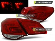 Faro Fanale Tuning OPEL ASTRA J 10- HATCHBACK Rosso/Bianco LED