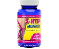 5HTP Griffonia Simplicifolia Bean Extract 200mg Weight Management Mood Serotonin