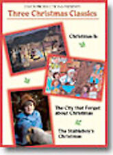 Christmas Classics: Christmas Is/The City that Forgot about Christmas/The Stable