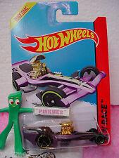 Case F/G 2014 i Hot Wheels MADFAST #152 ☆Lavender-Purple; stars☆Thrill Racers