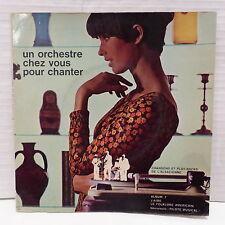 Un orchestre chez vous pour chanter Collection l Alsacienne N°7 Folklore america