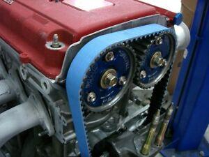 HONDA CIVIC D16 1.6L SOHC D16 GATES BLUE RACING TIMING BELT T224RB