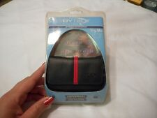 New Bytech Black Small Leather Case Phone Insulin Pump Holder