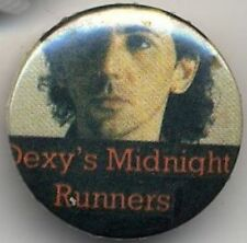 Dexy's Midnight Runners Badge Button #4DELIGHT