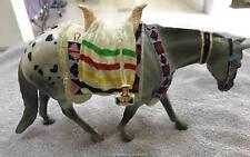 Black Horse Ranch Resin Horse Diamond Dot Buccaneer in Parade Costume