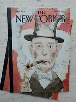 """The NEW YORKER Magazine March 2, 2020 """"All That Money Can Buy"""" by Barry Blitt"""