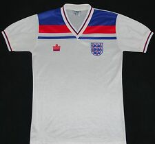 1980-1983 ENGLAND ADMIRAL HOME FOOTBALL SHIRT (Taglia M)