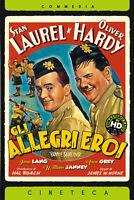 Gli allegri eroi - Rimasterizzato in HD (DVD - Cineteca) Nuovo