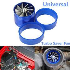 Universal New Car Truck Signal Supercharger Turbo Charger Air Filter Intake Fan