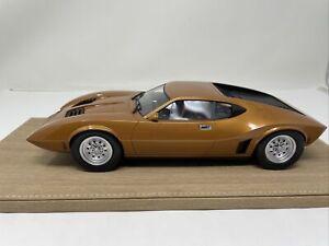 MK Miniatures 1:18 AMC AMX/3 Concept Car Chassis #3 RARE MODEL!!