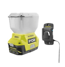 New Ryobi Evercharge 18-Volt ONE+ Lithium-Ion Cordless LED Area Light Auto On