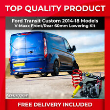 FORD TRANSIT CUSTOM 2014-2018 V-MAXX VMAXX COILOVERS SPORTS LOWERING SPRINGS KIT