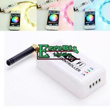 CONTRÔLEUR WIFI PUOR LES BANDES DE LED RGB IPHONE ANDROID WIRELESS STRIP LED