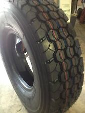 2-TIRES 1100R20 ROAD WARRIOR 18 PLY RATING PREMIUM QUALITY DRIVE TIRES 11.00R20