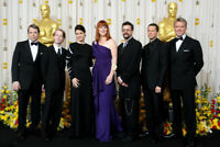 Oscar de la Renta Formal Gown Evening Dress Purple Long Elegant Size US 6 UK 10