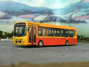 KIT BUS BUILT WM TRAVEL SPEC VOLVO B6 SLF WRIGHT CRUSADER RESIN MODEL BUS