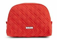 Vera Bradley Large Zip Cosmetic, Canyon Sunset - Microfiber