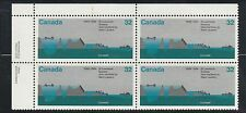 KAPPYSstamps ID8556 CANADA PLATE BLOCK MNH FREE MOUNT WHAT U C IS WHAT YOU GET