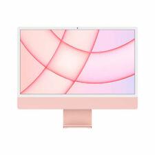 """Apple iMac 24"""" (256GB SSD, Apple M1, 3.20GHz, 8GB, 7-Core GPU) Pink - MJVA3X/A (April, 2021)"""