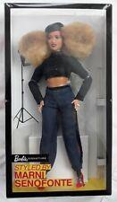 2018 Barbie Signature doll STYLED BY MARNI SENOFONTE~FJH75~Black Label~MIMB!