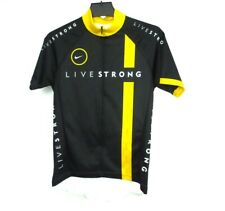 NIKE LIVESTRONG Armstrong Made in Italy Cycling Jersey Men's XS