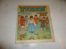 TIGER Comic - Year 1984 - Date 24/11/1984 - UK Paper Comic
